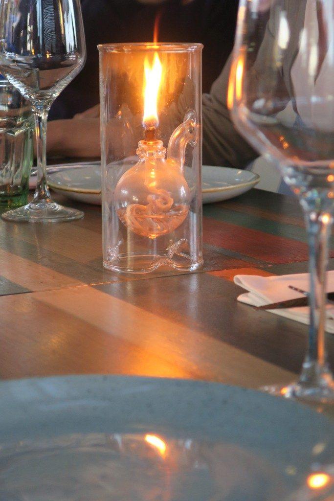 bougie restaurant Xiringuito Escriba Barcelone