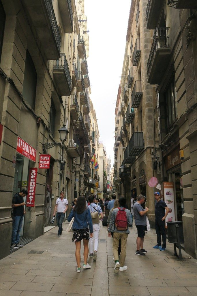 rue Barcelone - DR Melle Bon Plan 2018