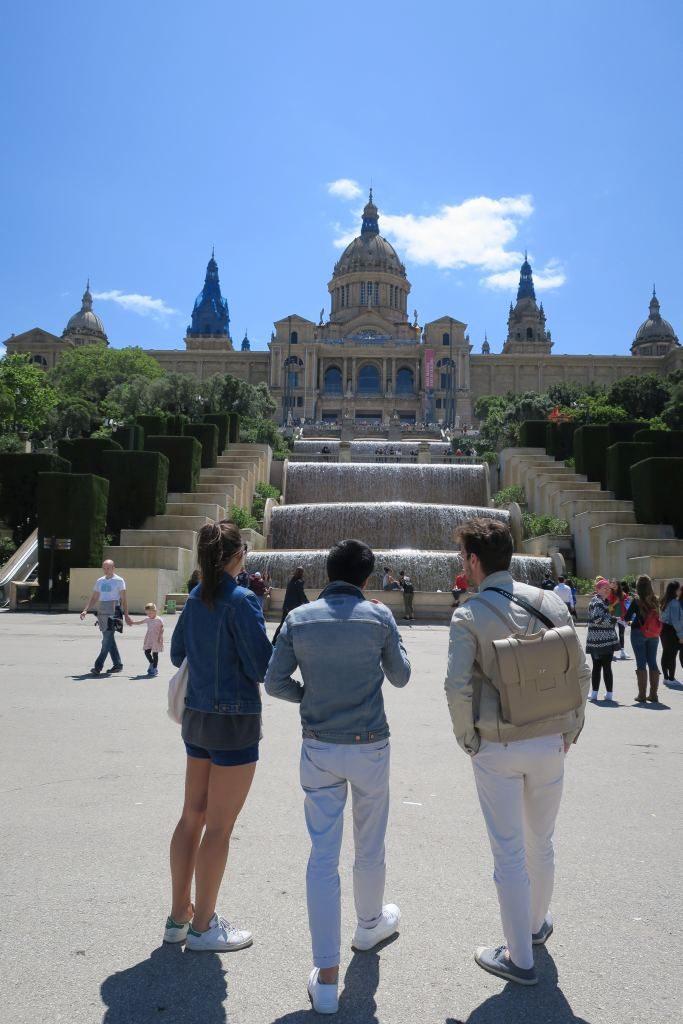 Montjuïc Barcelone