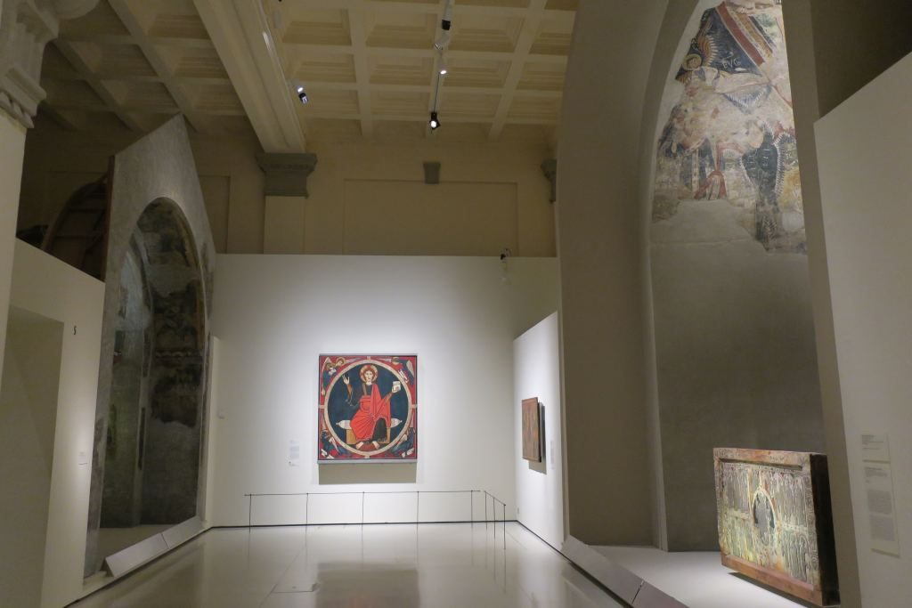 musée d'Art National de la Catalogne Barcelone