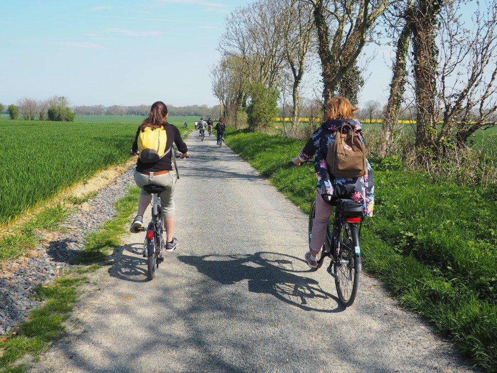 Vélos Normandie Petite reine