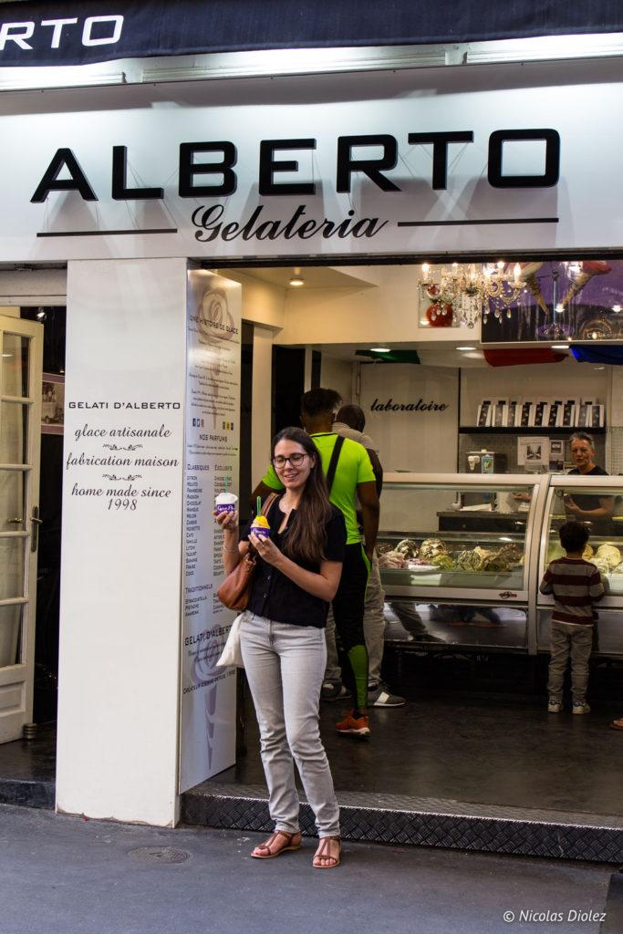 Gelati d'Alberto Paris