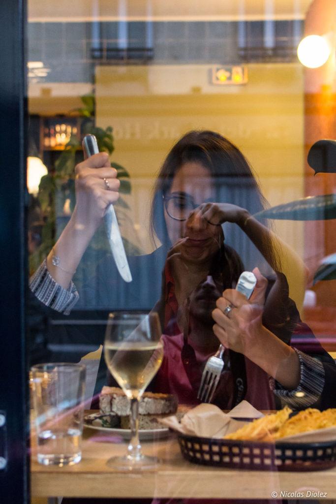 melle bon plan restaurant Blitz Paris