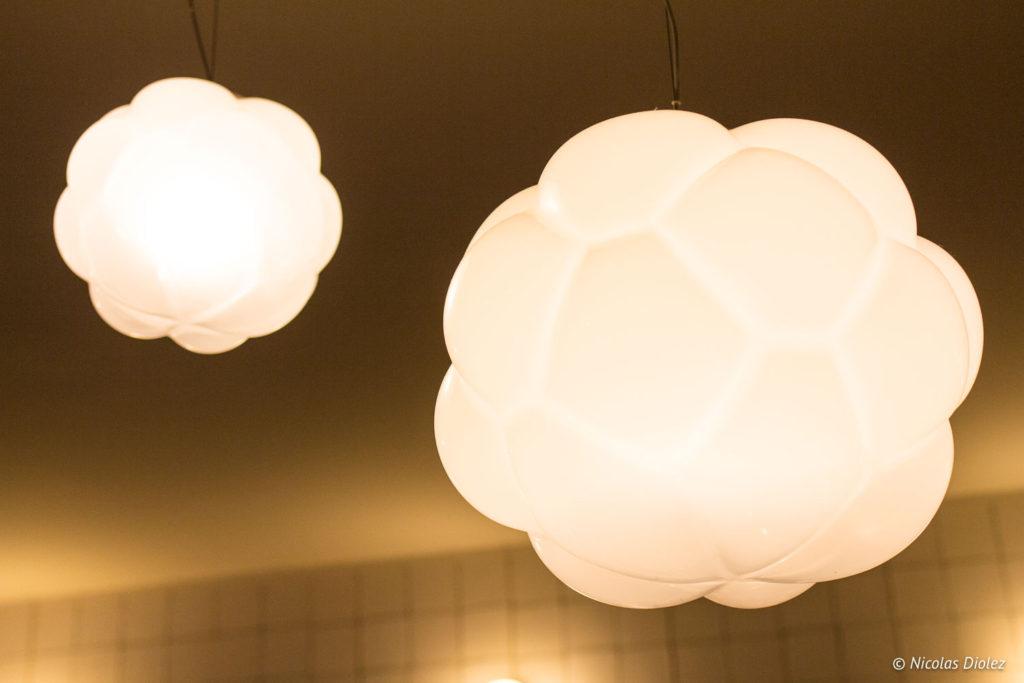 luminaires restaurant Blitz Paris