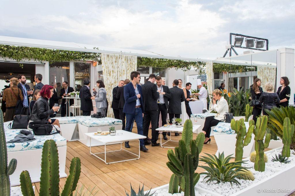 Terrasse du Palais des Festivals - DR Nicolas Diolez 2018