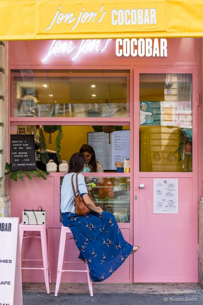 Jonjon's Cocobar Paris