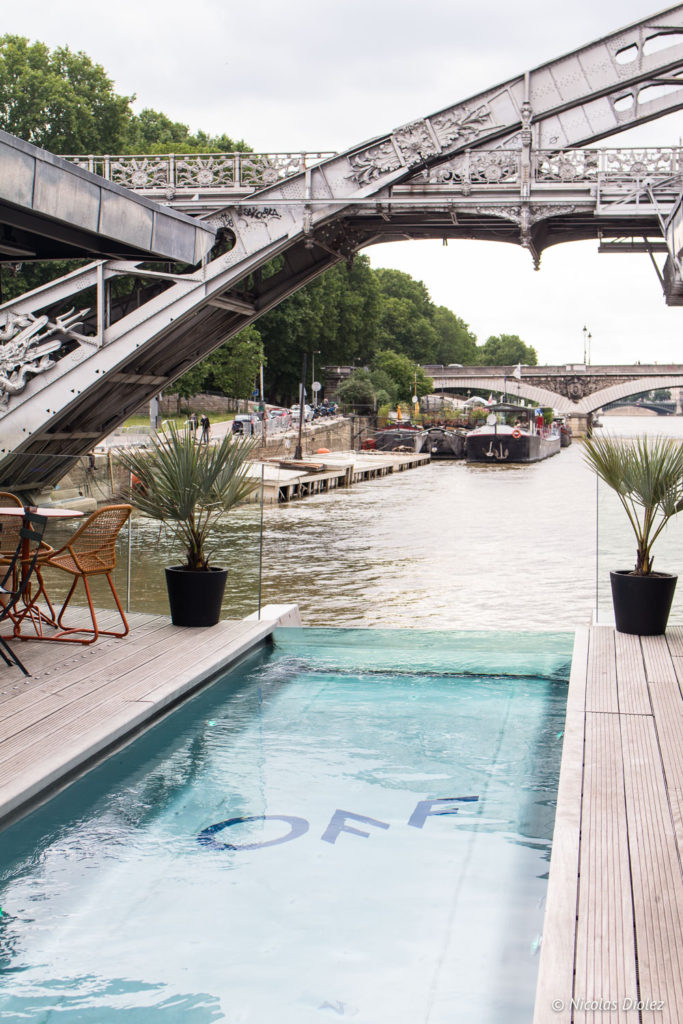 piscine Peniche Off Seine Paris