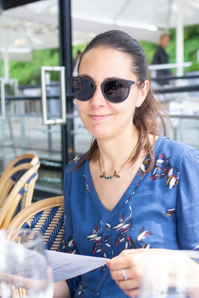 melle bon plan River Café Issy Les Moulineaux