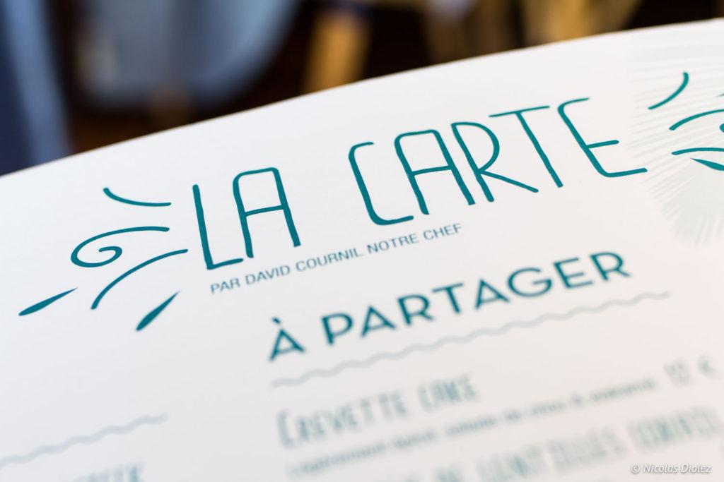 carte River Café Issy Les Moulineaux