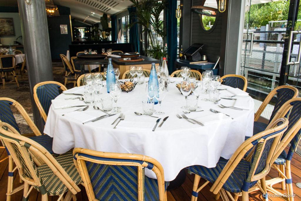 table River Café Issy Les Moulineaux