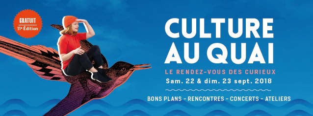 Culture Au Quai 2018