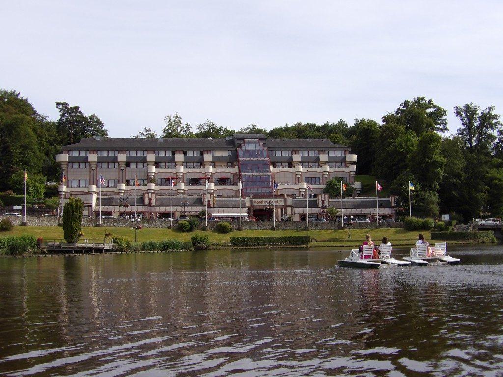 Hôtel du Béryl Bagnoles de l'Orne