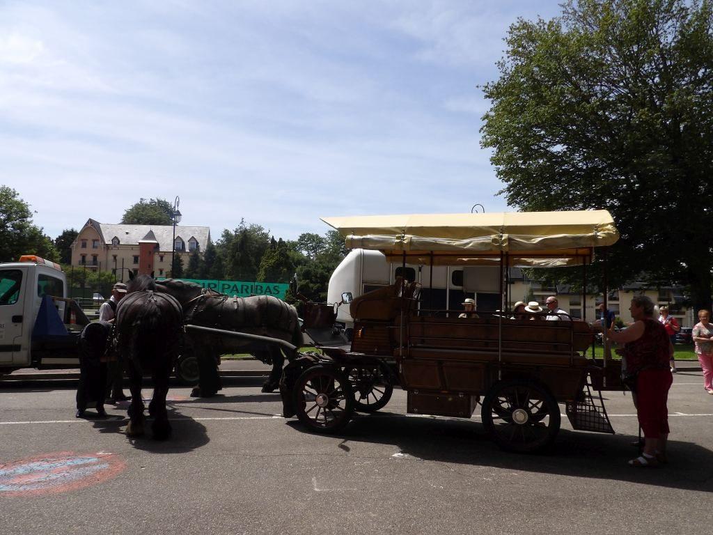 Balade Calèche Bagnoles de l'Orne