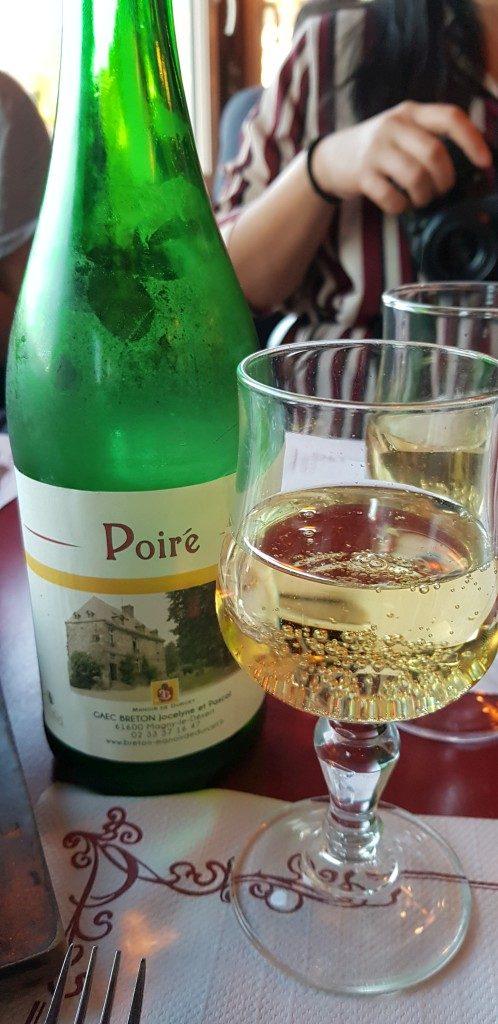 Poiré Café de Paris Bagnoles de l'Orne