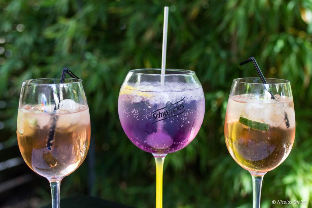 cocktails Restaurant le Rive Droite Alençon