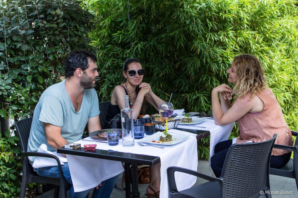 blogueurs Restaurant le Rive Droite Alençon