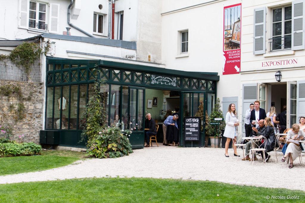 Café Renoir Montmartre