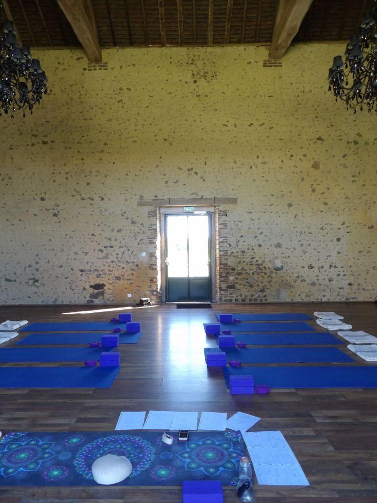 yoga Domaine des Evis Eure et Loir