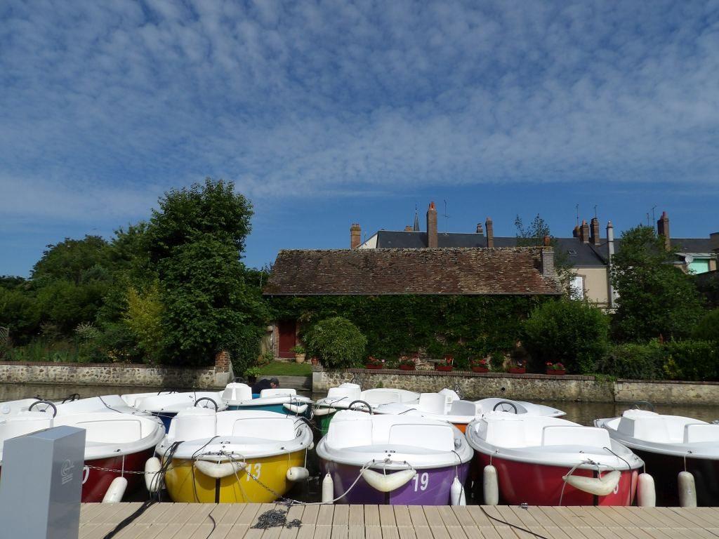 bateaux électriques Bonneval Eure et Loir