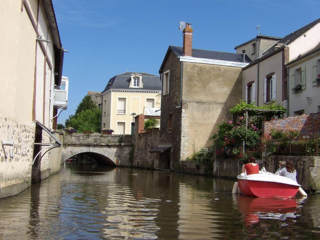 canaux Bonneval Eure et Loir