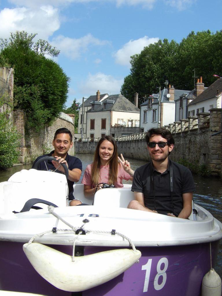 blogueurs Bonneval Eure et Loir