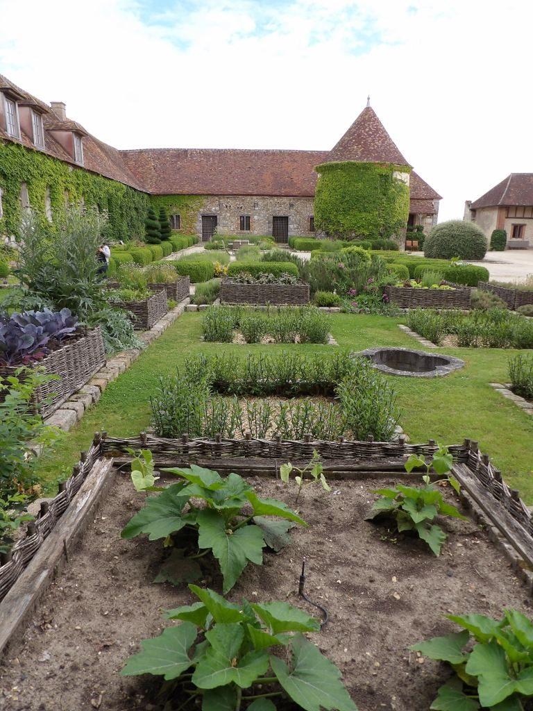 jardin Bois Richeux Eure et Loir