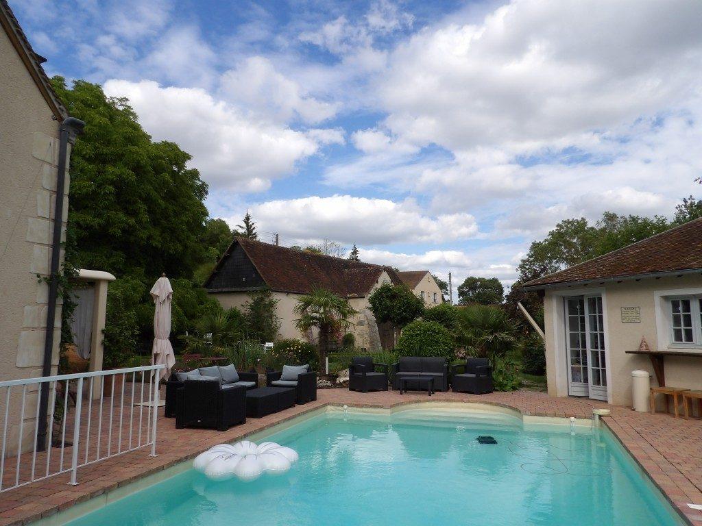 piscine La Bergerie de l'Aqueduc Eure et Loir