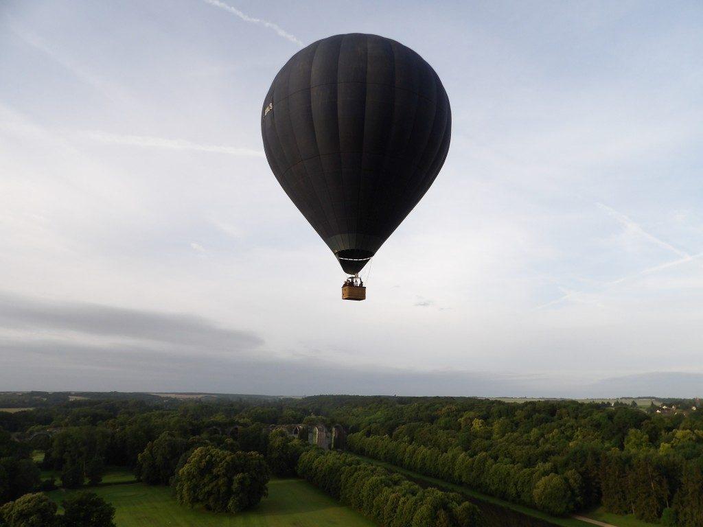 Montgolfière Eure et Loir