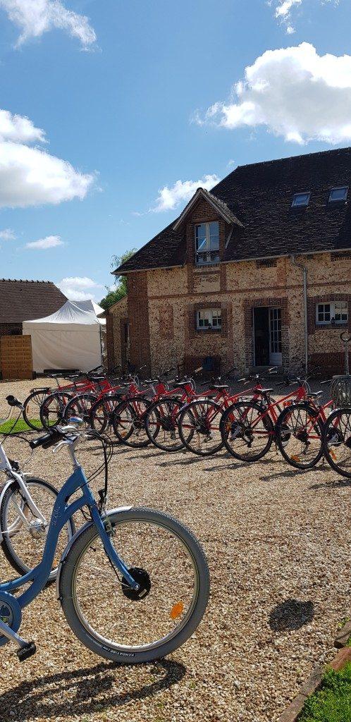 Vélo Eure et Loir