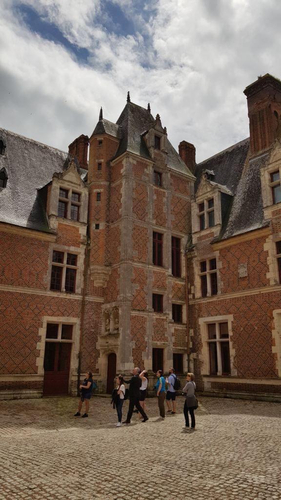 Château de Villebon Eure et Loir