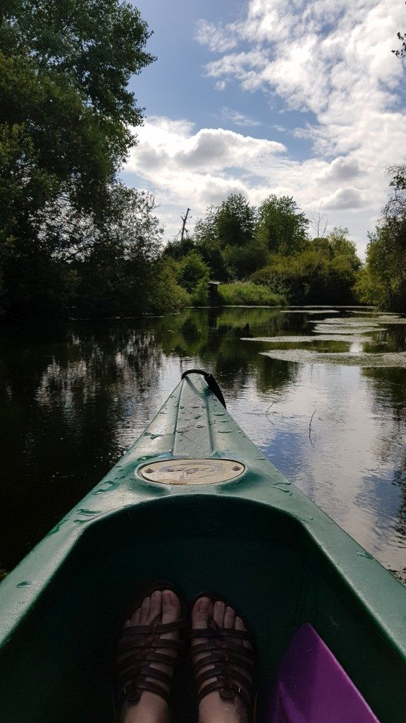 kayak Beauce Eure et Loir