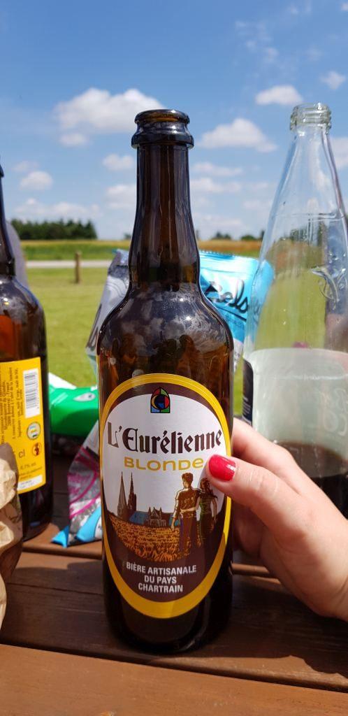Bière Eurélienne Les Vergers de Beauce