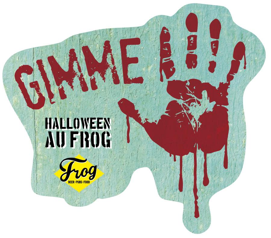 Frog-Halloween