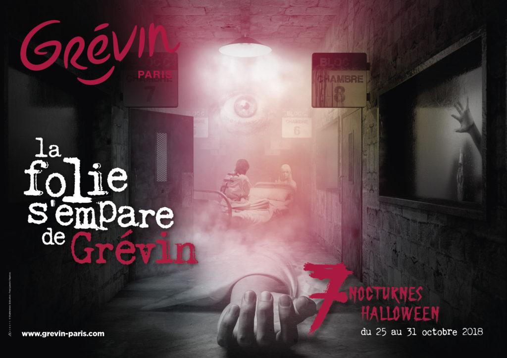 Grévin HALLOWEEN 2018