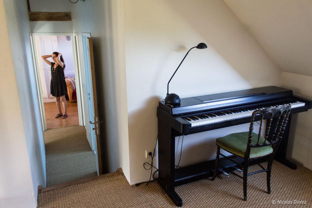 piano Gite La Garenne Alençon