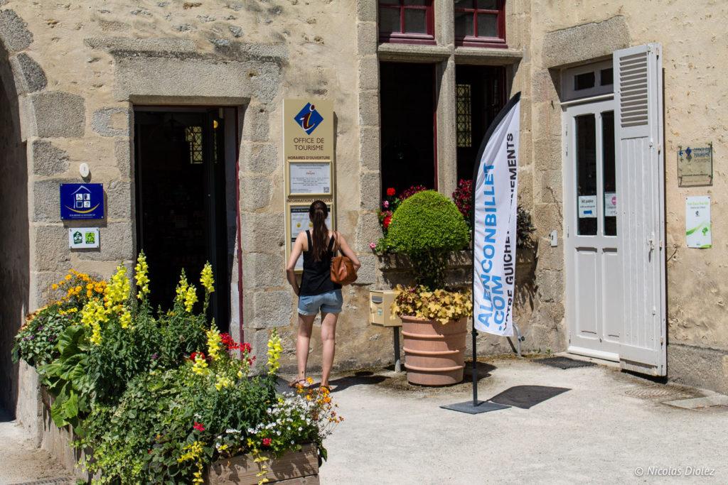 office de tourisme Alençon