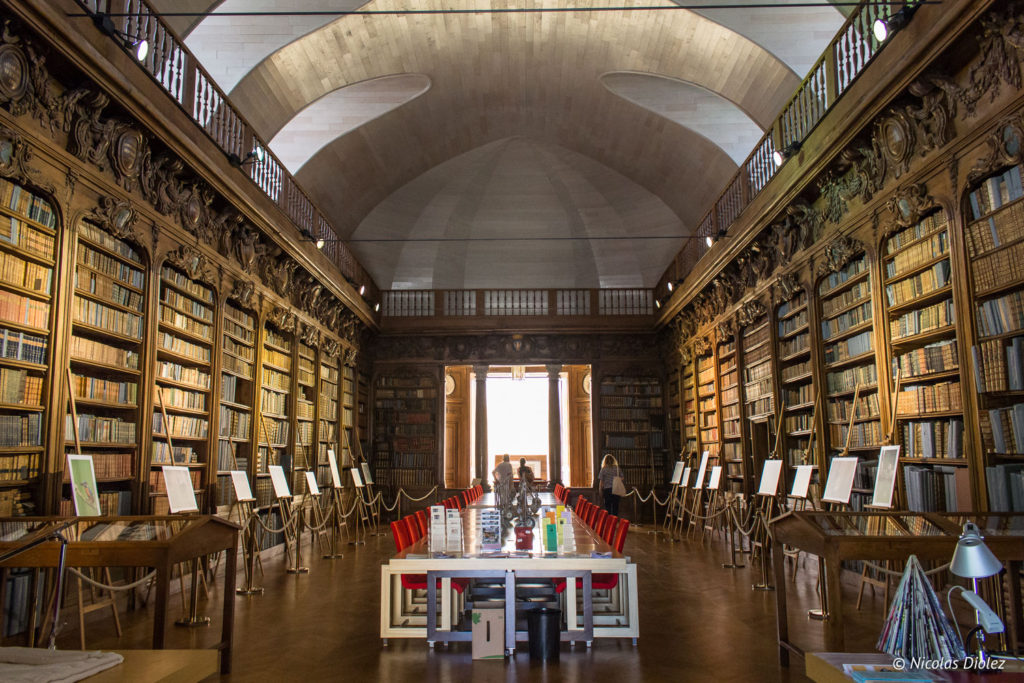 bibliotheque Alençon