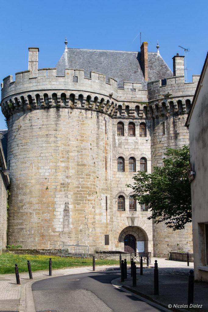 Chateau Alençon - DR Nicolas Diolez 2018