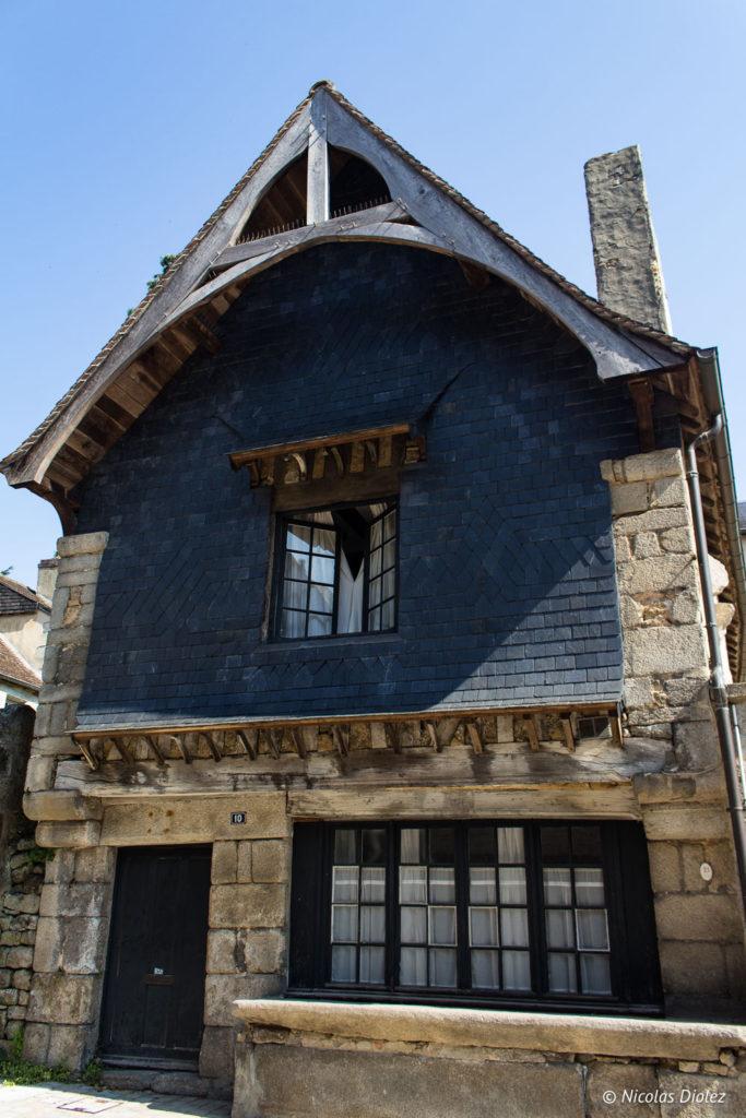 maison ancienne Alençon