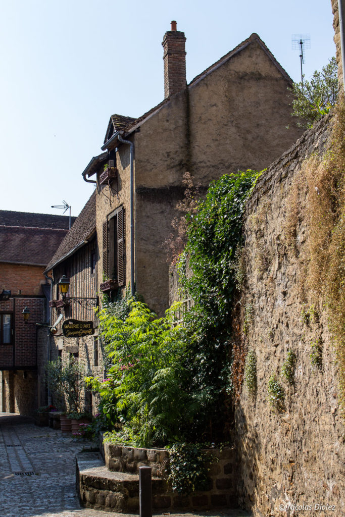 ruelle maisons Alençon