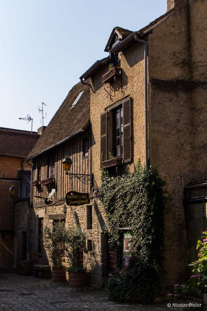 maison ruelle Alençon