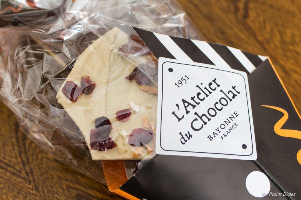 halloween Atelier du Chocolat