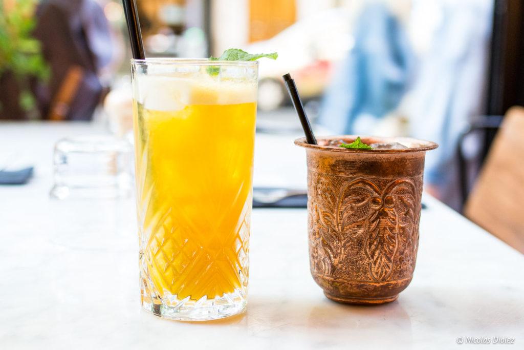 Cocktails du Caulaincourt