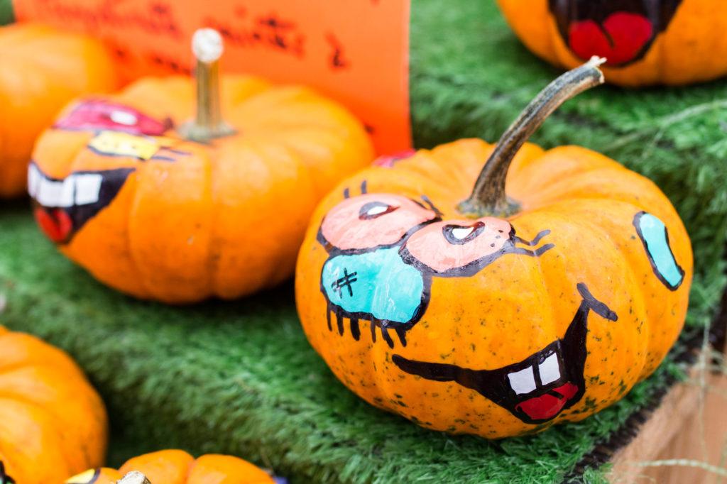 citrouilles Halloween Ottawa