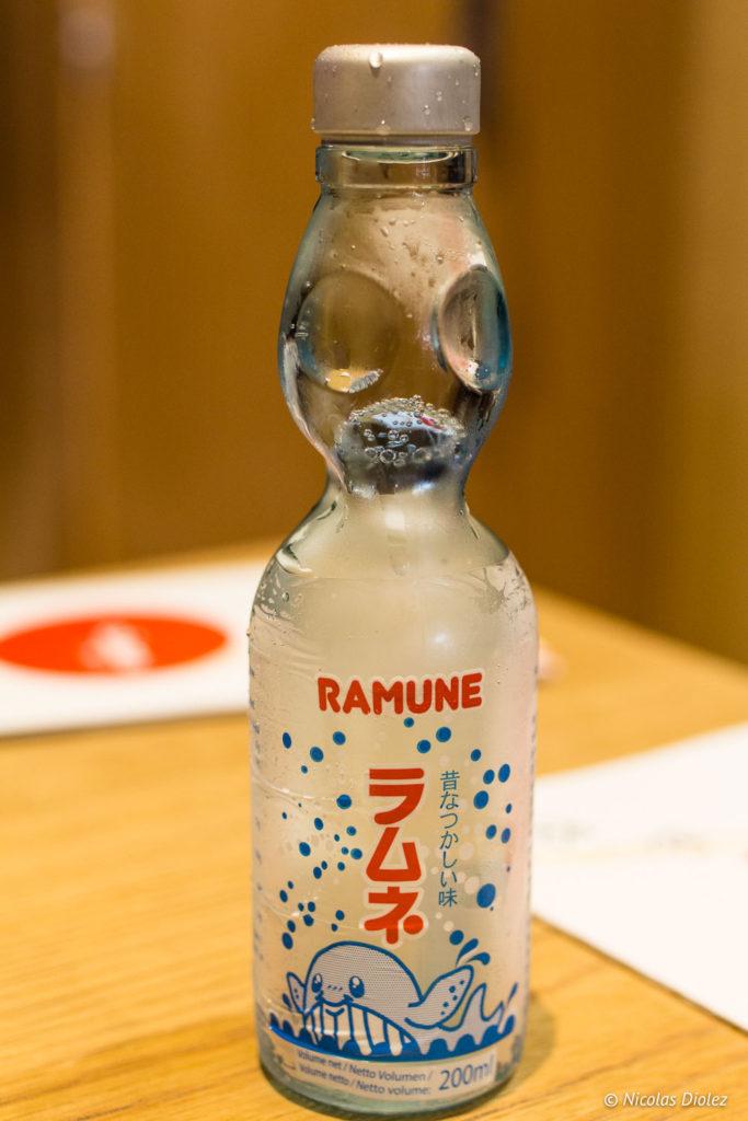 Saké Ramune
