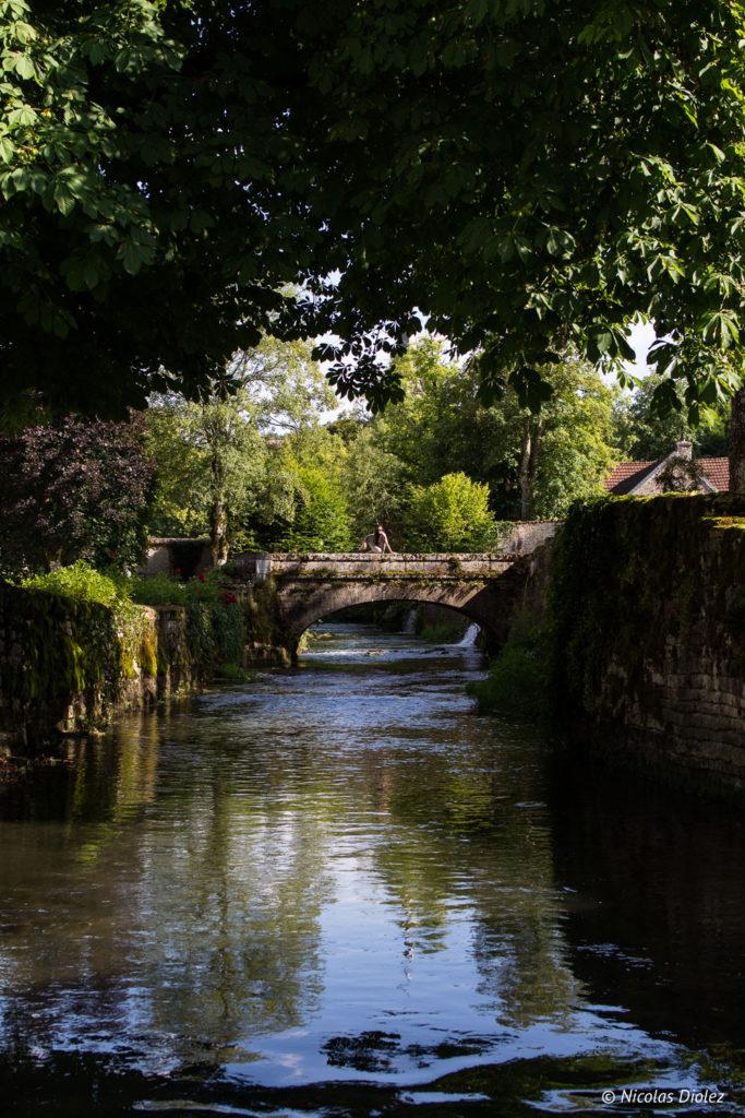 rivière Abbaye d'Auberive
