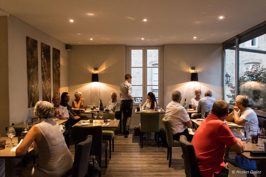 restaurant Le Cheval Blanc Langres