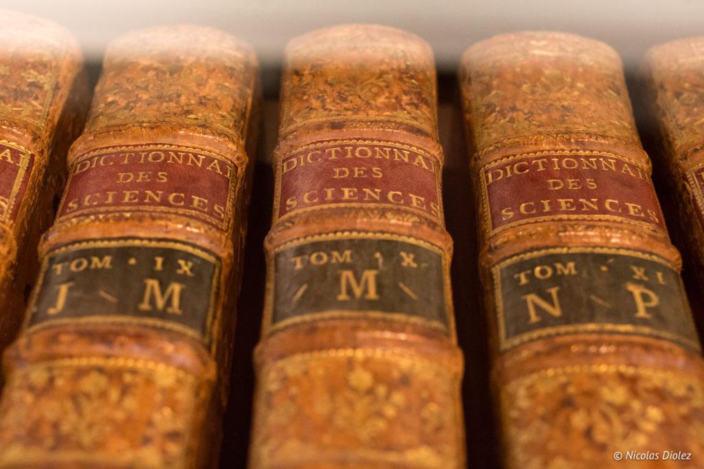 Encyclopédie Maison des Lumières Denis Diderot Langres