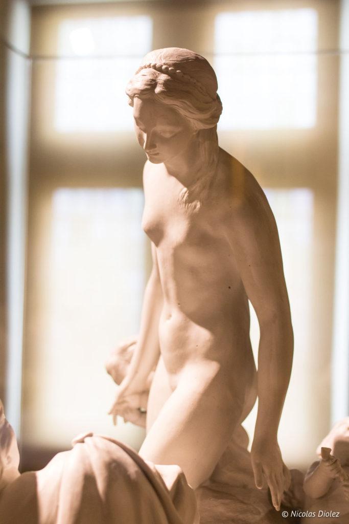 sculpture Maison des Lumières Denis Diderot Langres