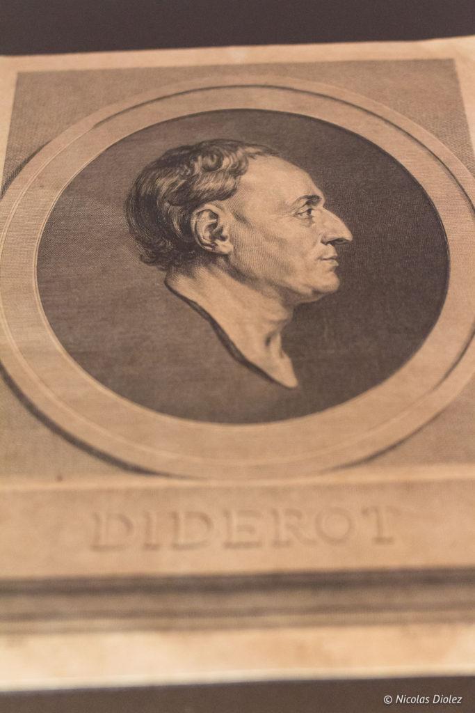 Maison des Lumières Denis Diderot Langres